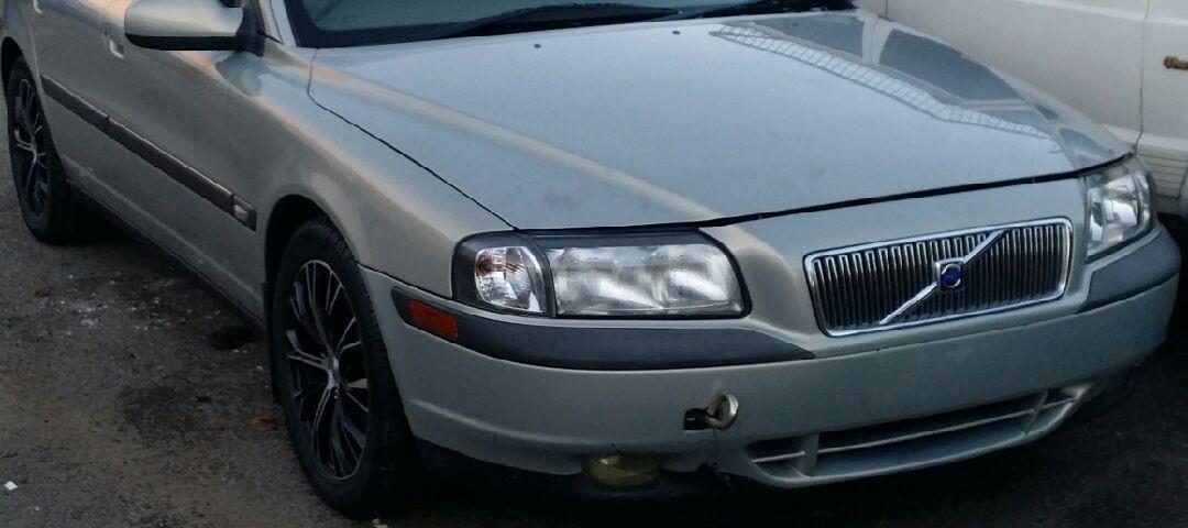 2000 volvo s80 t6 twin turbo