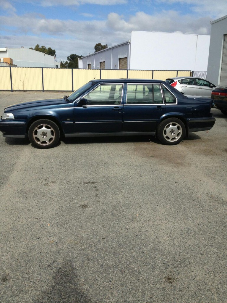 98 S90 Auto 3 Ol 165 000 Klm Volvspares