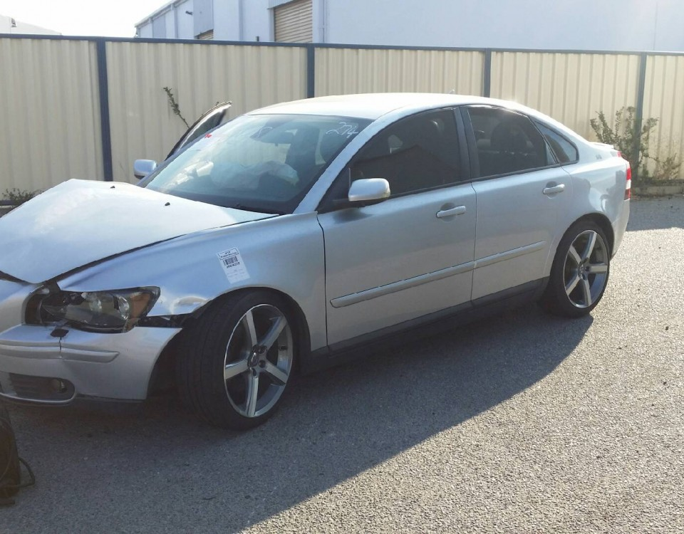 2004 VOLVO S40 T4 125 ,000KLM